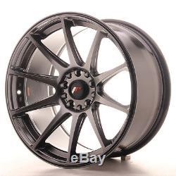 Japan Racing Alloy Wheels Jr11 16 17 18 19 20 5x100 5x108 5x112 5x114 5x120 Wide
