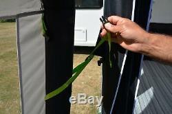 Kampa AIR Break Pro 5 Panel Inflatable Caravan Awning Windbreak NEW 2020 DESIGN