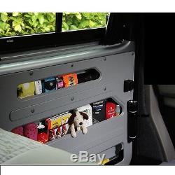 Kiravans VW T5 door store (left sliding door) extra storage DIY Campervan