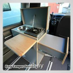 Küchenblock Easy Camper Germany Universell für alle Campingfahrzeuge