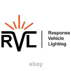 LED Amber Light Bar Strobe Beacon Recovery Warning 120cm 1200mm 1.2m 48