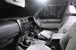 LED Interior & Exterior Light Conversion Kit for Nissan GU 1997-2016 Patrol