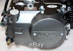 Lifan 125cc 4 Gears Manual Clutch Engine Motor Pit Pro Trail