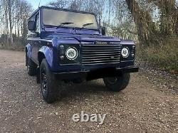 Land Rover Defender Td5 Puma TDCI 90/110/130 Light LED Upgrade Kit