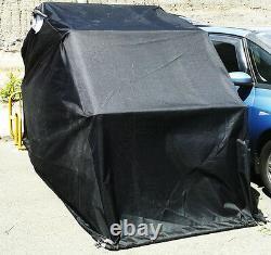 Large Motorbike Bike Shelter Cover Outdoor Shed Garage Moped Motorcycle Storage