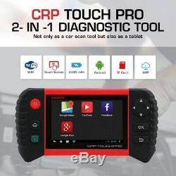 Launch X431 Touch Pro 3 EOBD2 Diagnostic Scanner Code Reader MX808 MK808 DS708 V