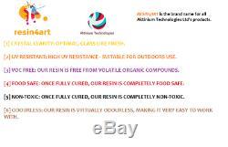 Low Viscosity Ultra-clear Epoxy Resin Uv Resistant 5kg Kit