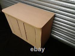 MDF 3ft Camper Camping Kitchen Pod Removable Unit For SMEV 9222 9722 Sink Hob VW