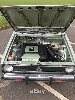 MK1 Golf 2.3 V5 1980 Series 1