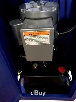 MOBILE SCISSOR CAR LIFT AUTOMATIC VEHICLE LIFT RAMP HOIST 3000Kg MID RISE PLATFO