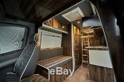 Mercades Sprinter/VW Crafter Racevan Kits