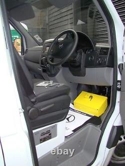 Mercedes Sprinter (2006 2017) High Security Locking Pedal Box TVL