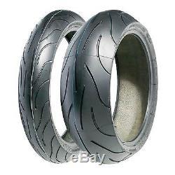 Michelin Pilot Power 120/70 ZR17 (58W) & 190/50 ZR17 (73W) Motorcycle Tyres
