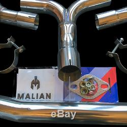 Mini R52/R53 Cooper S Catback Exhaust 2.5 Performance Race Stainless System