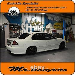 Mr Bodykits Rear Plastic Roof Spoiler For Vt/vx/vy/vz Holden Commodore Sedan/836