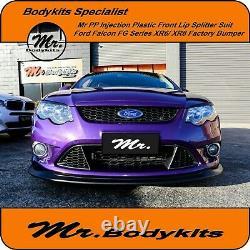 Mr. Front Lip Splitter -Ford Falcon XR6/ XR8 FG MK 1 Front Bumper, Body kits/529