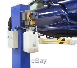 Narrow Short 2 Post Lift Car Vehicle Ramp / Lift / Hoist 3.0 T / Two Post Ramp