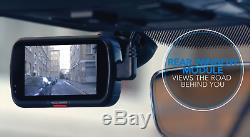 Nextbase 322GW Front and Rear Dash Cam Bundle Night Vision Camera