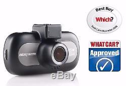 Nextbase 412GW Dash Cam 3 LED Car Recorder Night Vision GPS Wi-Fi