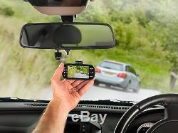 Nextbase 512GW Video Recording Night Vision 1440p 3 Dash Cam Camera Recorder