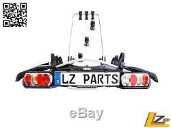 ORIGINAL THULE EuroWay G2 922 Fahrradträger 3 Fahrräder Aktuelles Modell NEU/OVP