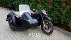 Orders for vintage motorcycles Dnepr K-750 Ural IMZ IZH M72 cossack project