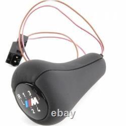 Original BMW M-Schaltknauf beleuchtet 5 Gang für 3er E36 E30 5er E34