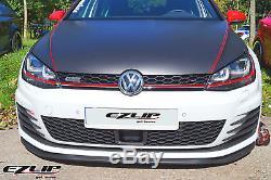 Original EZ-Lip Frontspoiler Spoilerlippe Spoiler Tuning VW GOLF 5 6 7 R32 GTi R