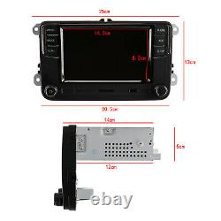 Original Noname CarPlay Android Auto RCD330 Plus Stereo For VW 6RD 035 187 B