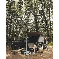 Overland Expedition Pull-Out Vehicle Camping Side Awning (1.4M x 2.0M)