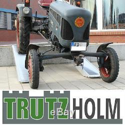 Paar Profi Alu Auffahrrampe ca. 212 cm Verladerampe Auto Pkw bis 3800kg/Paar