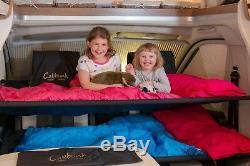 Patented Cabbunk Twin extra TWO Child Beds into Your Campervan or Motorhome