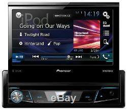 Pioneer AVH-X7800BT CD/DVD/MP3-Autoradio Touchscreen Bluetooth USB iPod AUX