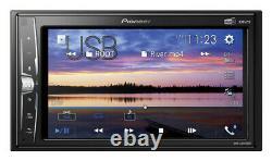 Pioneer DMH-A3300DAB Double Din Car Stereo Bluetooth Spotify USB DAB+ WebLink