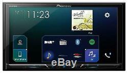 Pioneer SPH-DA230DAB Doppel-DIN MP3-Autoradio DAB Bluetooth USB iPod CarPlay AUX