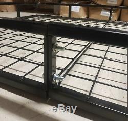 Platform Roof rack fits volvo estate jeep toyota cruiser van caravan discovery