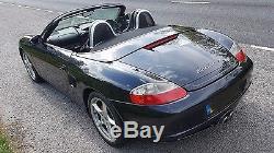 Porsche boxster 3 2 s