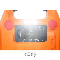 Portable Car Battery Power Booster Jump Start Starter Rescue Pack 1800 AMP 12v
