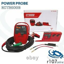 Power Probe ECT3000B Open & Short Circuit Finder Auto Electrical Tester ECT3000