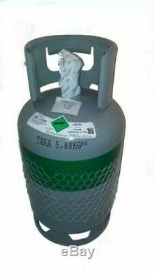 R134a Kältemittel Refrigerant Klimagas 1A Qualität 12kg keine Extrakosten