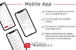 RaceBox GPS Leistungsmesser Datenlogger Runden Laptimer Beschleunigungsmessgerät