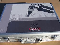 Ratsche für Nietmuttern M6 M12 und Nietschrauben M5 M8 MFX612 Koffer Angebot