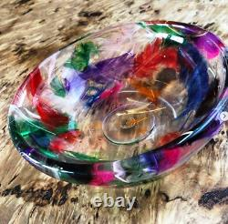 Resin4art 3kg Ultra-clear Low Viscosity Epoxy Resin + 10 Metallic Pigments
