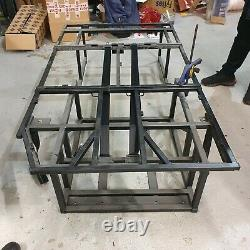 Rock And Roll Bed Frame 3/4 Width VW Transporter T4 T5 T6 Vito Trafic Vivaro