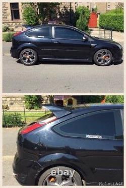 Roof Spoiler (rs Look) For Ford Focus Mk2 (primed) 3&5 Door (2004-2011)
