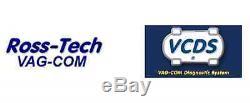 Ross-Tech VCDS HEX V2 Professional Unlimited Das Original Ross-Tech System