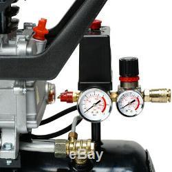 SGS 24 Litre Direct Drive Air Compressor 9.6CFM, 2.5HP, 24L