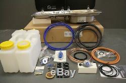 SMEV 9222 Combination Hob & Sink VW T5 Campervan R/H Sink, with Installation Kit
