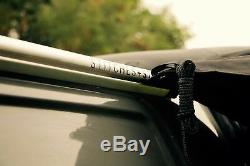SWB S+S Multirail Awning Rail, CAMPERVANS, VW T4 T5 T6 Inc. Fitting Kit, RHD + LHD