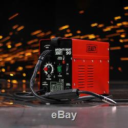 Sealey MIGHTYMIG90 Professional No Gas Mig Welder NEW